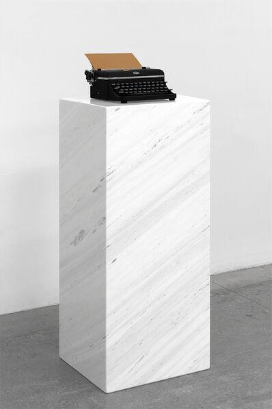 Jorge Méndez Blake, 'Pausa (Terracota) / Pause (Terracotta)', 2017