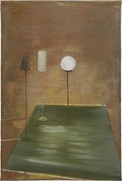 Norbert Schwontkowski, 'Der Grüne Teppich', 2006