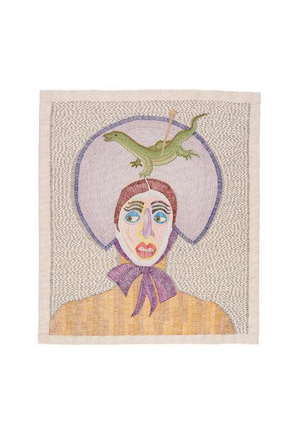 Paloma Castillo, '¡Oh!', 2020