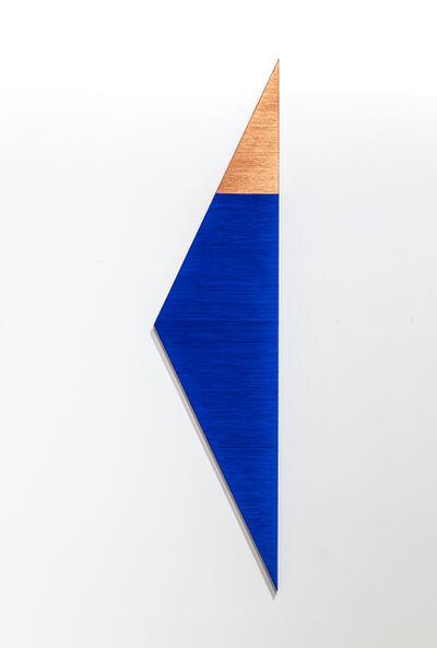 Alice Anderson, 'Alexander Calder's Studio Door Element A, Architecture Data Series', 2019