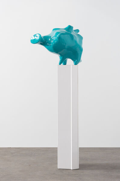 Joel Morrison, 'Thunderbird Bluebird', 2002