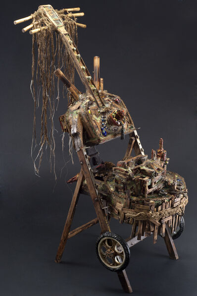 Kevin Sampson, 'Venezia-African Jack', 2012