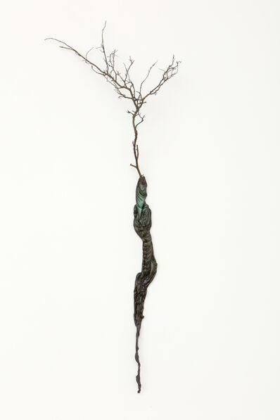 Harry Geffert, 'Rooted', 2002