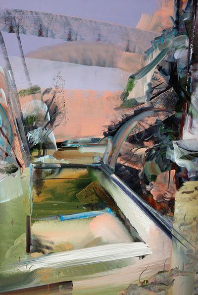 David Brewster, 'Empty Swimming Pool'