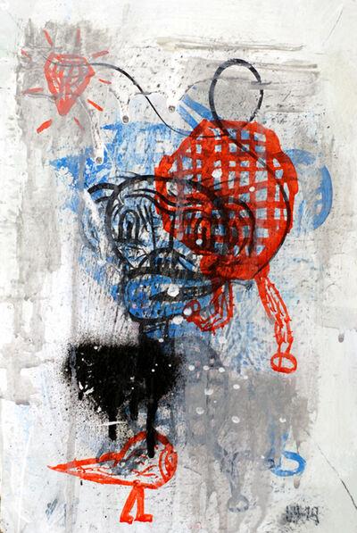 John Yoyogi Fortes, 'Kultural Monkey', 2015