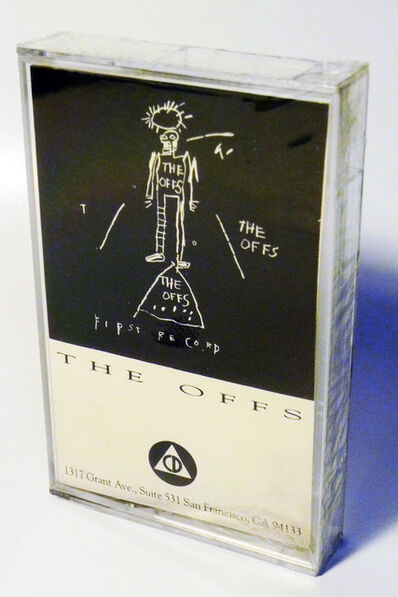 Jean-Michel Basquiat, 'Basquiat The Offs 1984 (cassette) ', 1984