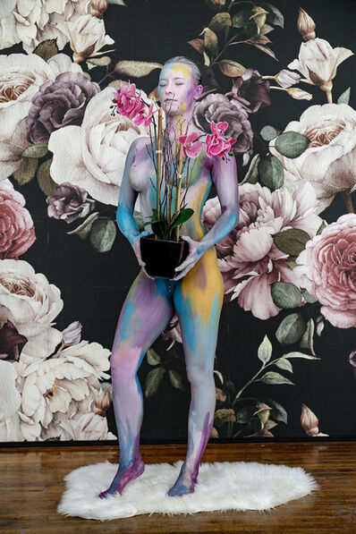 Trina Merry, 'She's A Delicate Flower ', 2019