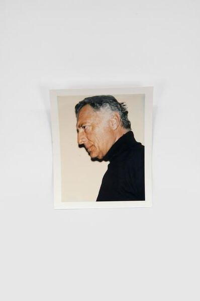 Andy Warhol, 'Gianni (Giovanni) Agnelli, Polaroid Photograph', 1972