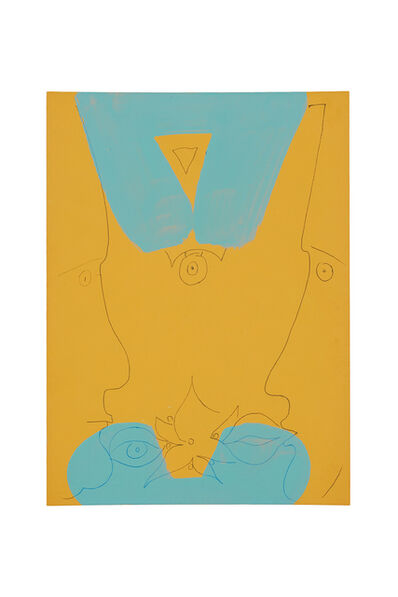Max Ackermann, 'Ohne Titel', 1971