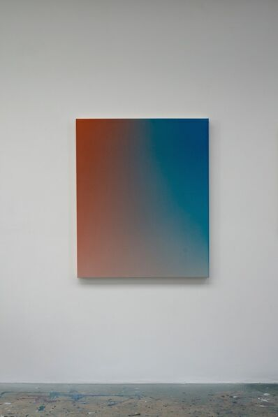 Oliver Marsden, 'Fade XXV (Orange Blue) OMS 482', 2014