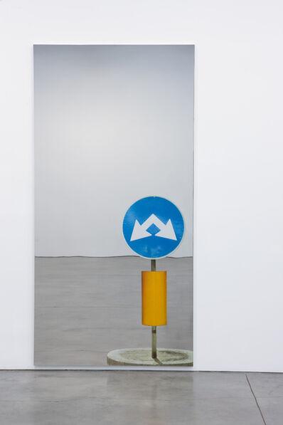 Michelangelo Pistoletto, 'Doppia direzione (Double direction)', 2008