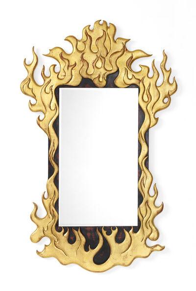 Judy Kensley McKie, 'Flaming Mirror', 2004