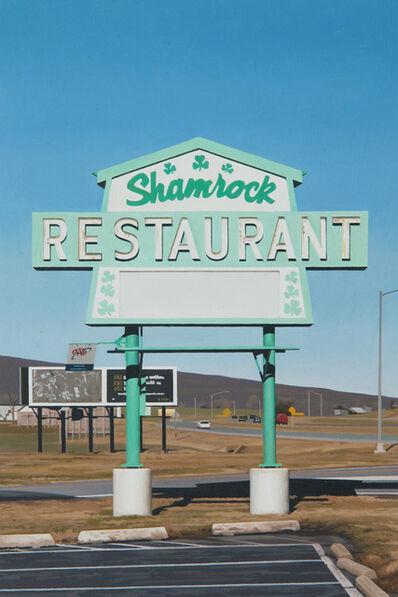 Mike Bayne, 'Shamrock', 2017