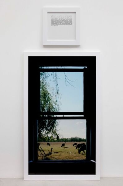Sophie Calle, 'The view of my life', 2010