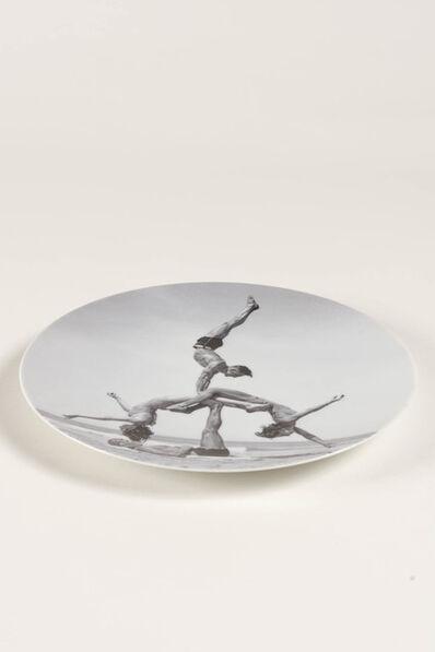 Jeff Koons, 'Untitled Plate', 2012