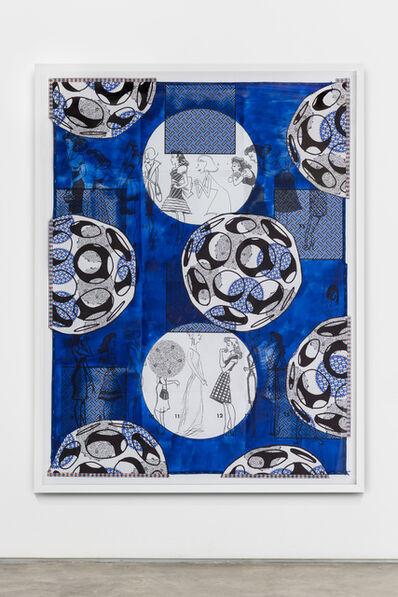 Ana Vidigal, 'Livre como um táxi', 2015