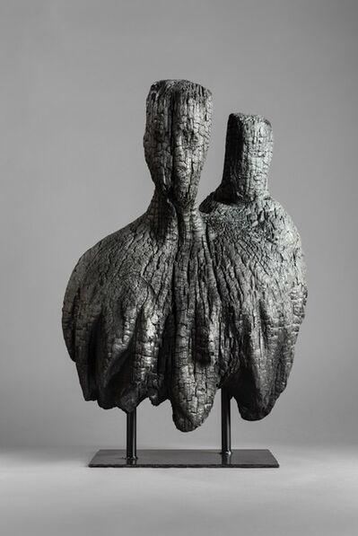 Aron Demetz, 'Präsenz', 2017