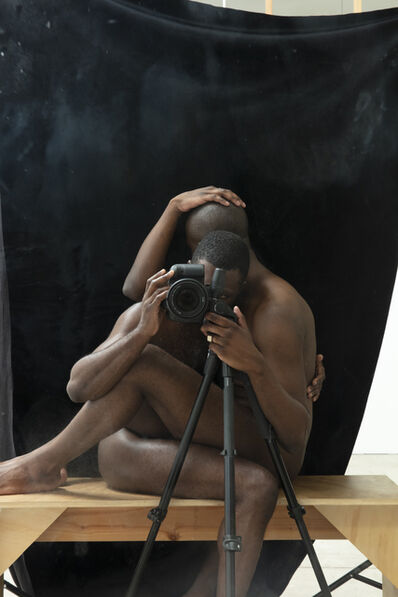 Paul Mpagi Sepuya, 'Darkroom Mirror (0X5A752)', 2019