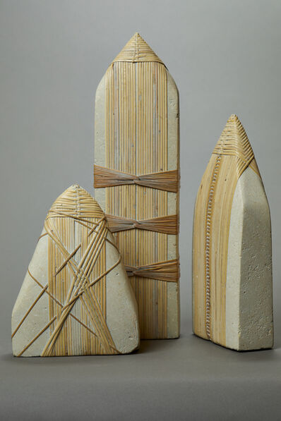Deloss Webber, 'Kimono Series 1,2 and 3', 2018