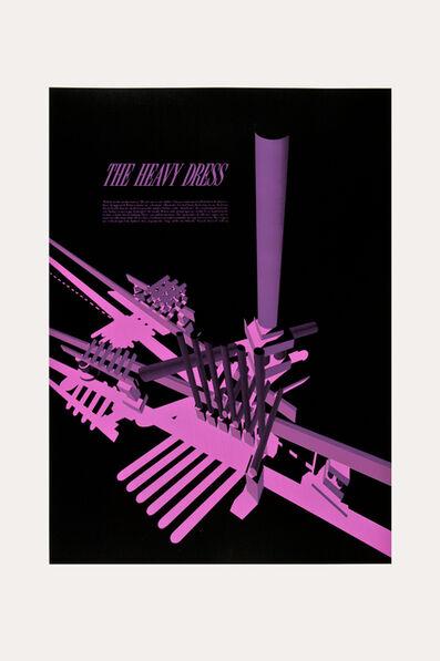 Matteo Thun, 'The Heavy Dress Print', ca. 1985