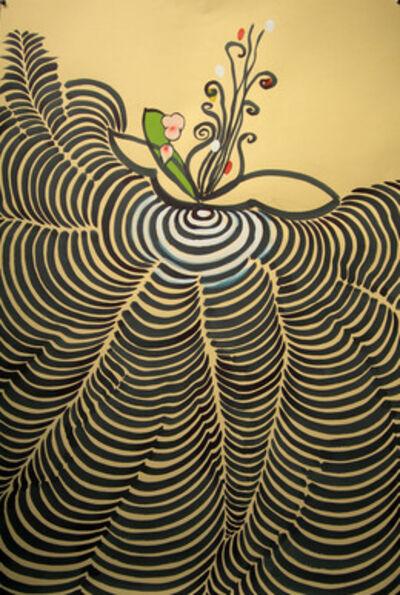 """Ellen Van Fleet, '""""...drives the flower""""', 2008"""
