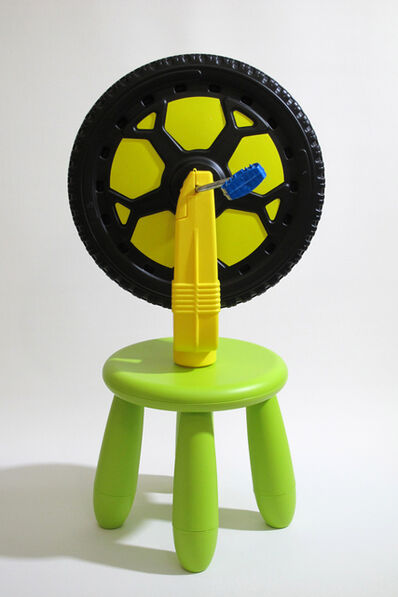 Charles P. Reay, 'Tricycle Wheel', 2013