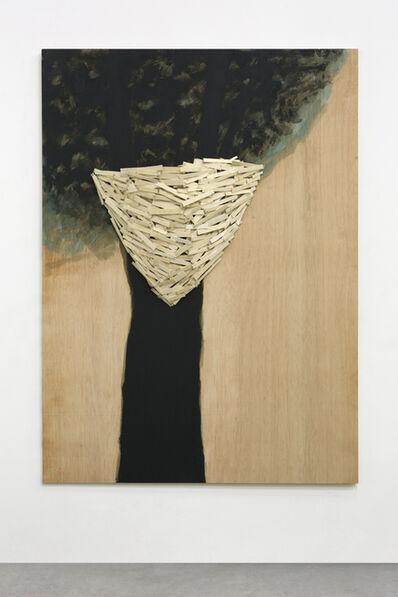 Tadashi Kawamata, 'Nest on the tree for Nantes n°1', 2019