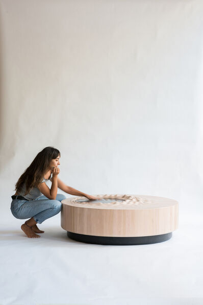 gt2P, 'Imaginary Geographies: Manufactured Landscapes Coffee Table', 2018