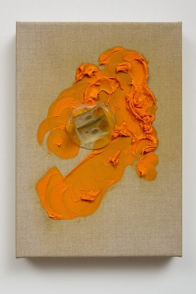 Judy Darragh, 'Still Orange I', 2015