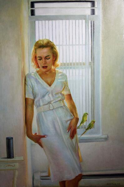 Rose Freymuth-Frazier, 'Cassandra', 2017