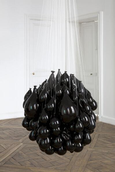 Michel François, 'Souffle dans le verre', 2016