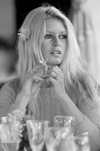 Terry O'Neill, 'Brigitte Bardot for the filming of 'Shalako'', 1968
