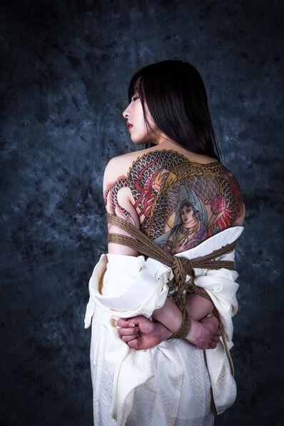 Kinoko Hajime, '吉祥天 後手縛り', 2015