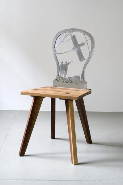 Kranen / Gille, 'A ''Baikonur''   Chair', 2007