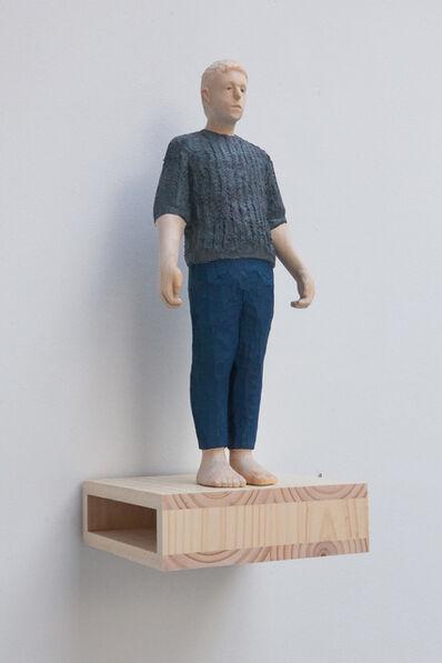 Antonio Samo, 'Barefoot Boy', 2018
