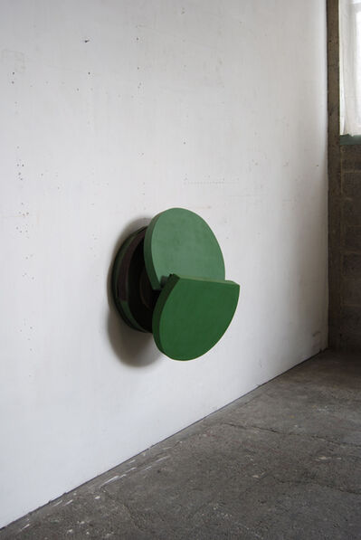 Simon Callery, 'Green Fall', 2010
