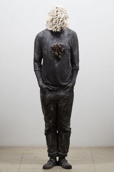 Jean-Robert Drouillard, 'Mon mammifère préféré (cônes 6)', 2017-2018