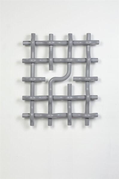 Mathieu Mercier, 'Sans titre (Grille)', 2013