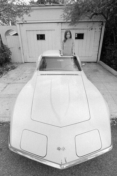 Julian Wasser, 'Joan Didion, Hollywood, 1968 (3.)', 1968