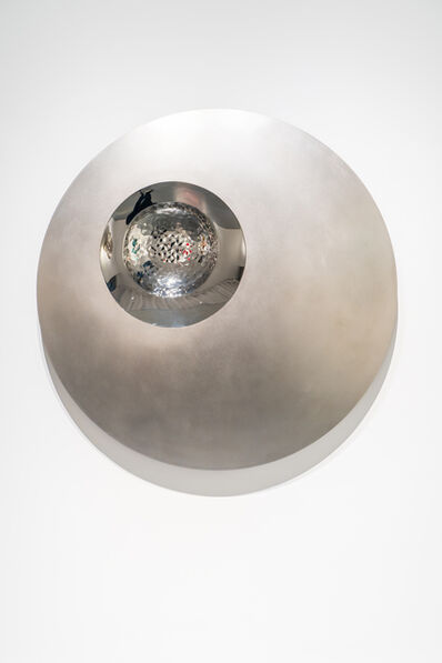 Ronald A. Westerhuis, 'Silver diamond', 2018