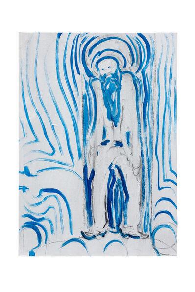 Ryan Mosley, 'Revolution House (Blue)', 2018-2019