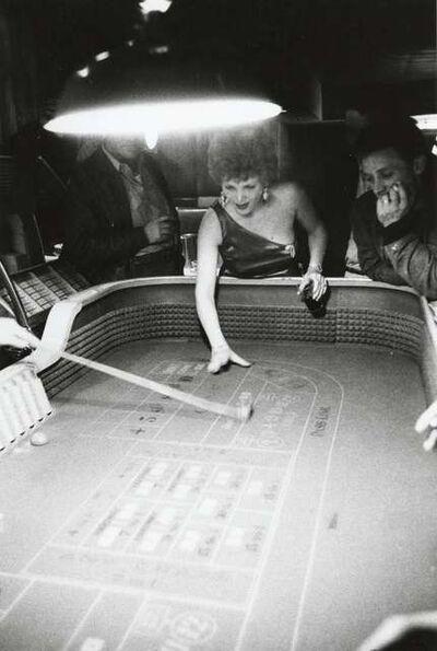 Robert Frank, 'Casino - Elko, Nevada', 1955-1956