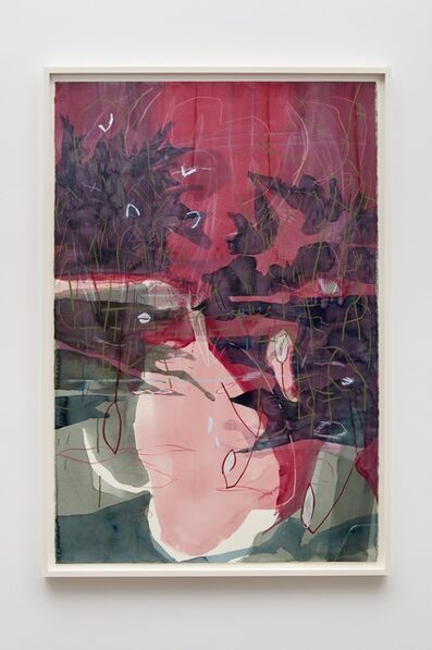 Janaina Tschäpe, 'A Day's Color and Other Thoughts III', 2018