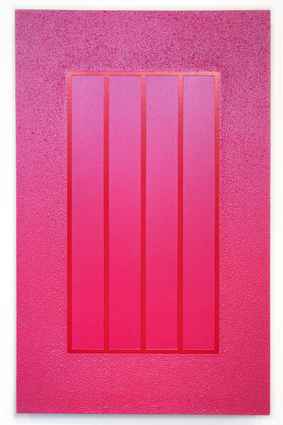 Peter Halley, 'Pink Prison', 2003