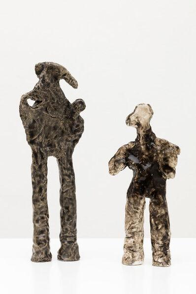 Simone Fattal, 'Man and his shadow', 2009
