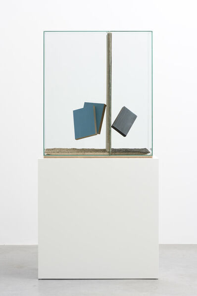 Mark Manders, 'Falling Dictionaries', 1997-2019