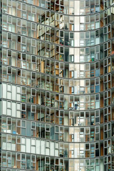 Stuart McCall, 'Highrise Windows', 2015