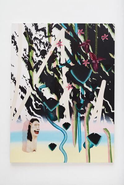 Bruno Novelli, 'Cachoeira flor de bananeira (Banana flower waterfall)', 2017