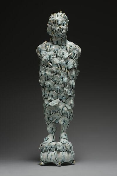 Adrian Arleo, 'Kwan Yin, Cloak', 2017