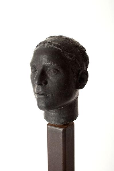 Diana Moore, 'Black Head', 1986